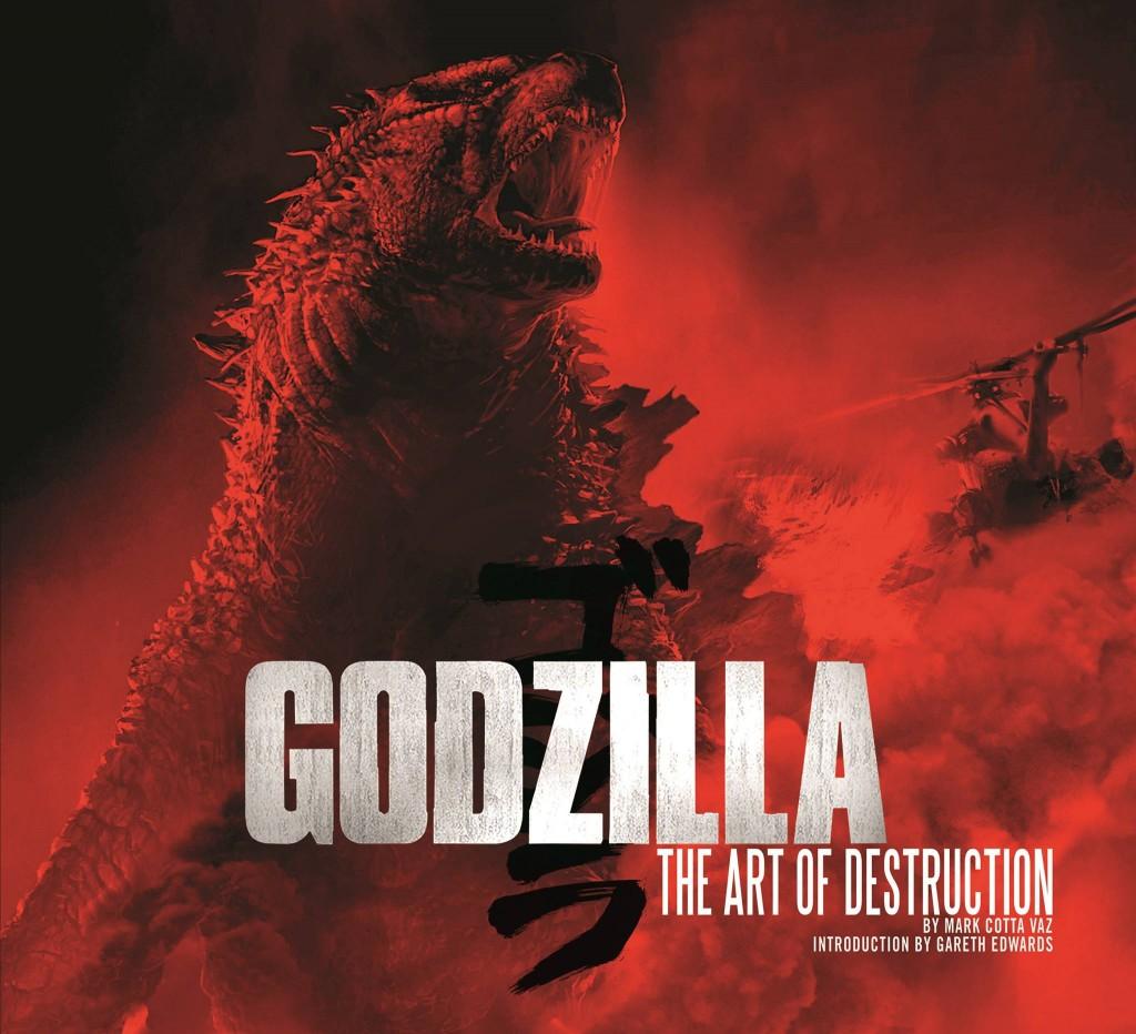 Godzilla-ArtofDestructionBook