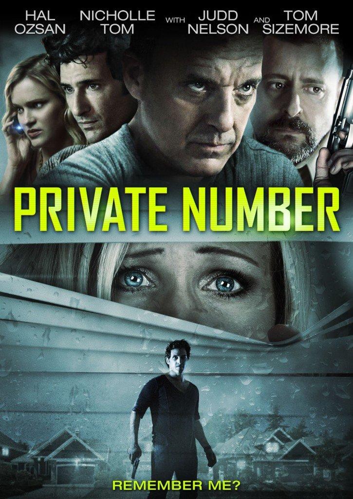 PrivateNumberPoster