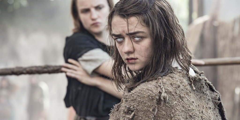 Maisie-Williams-in-Game-of-Thrones-Season-6-Episode-1