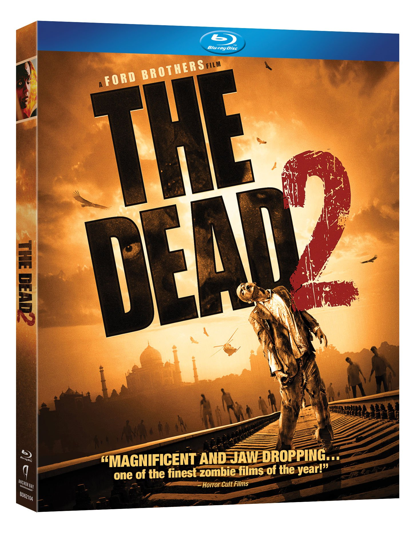 Anchor Bay Entertainment Blu Ray Giveaway The Dead The Dead 2