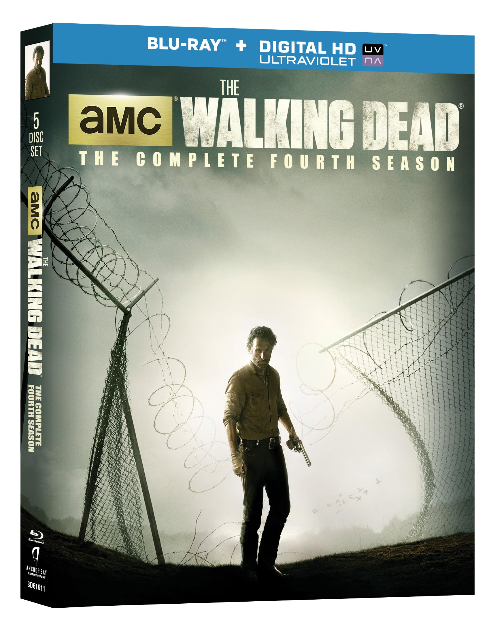 Anchor Bay Entertainment Blu Ray Giveaway The Walking Dead