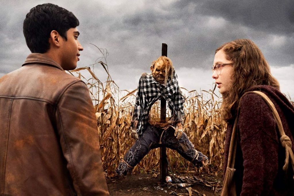 Review Of Scary Stories To Tell In The Dark Horror News